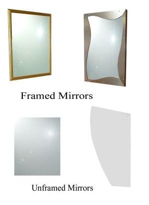 Mirror 36 X 72